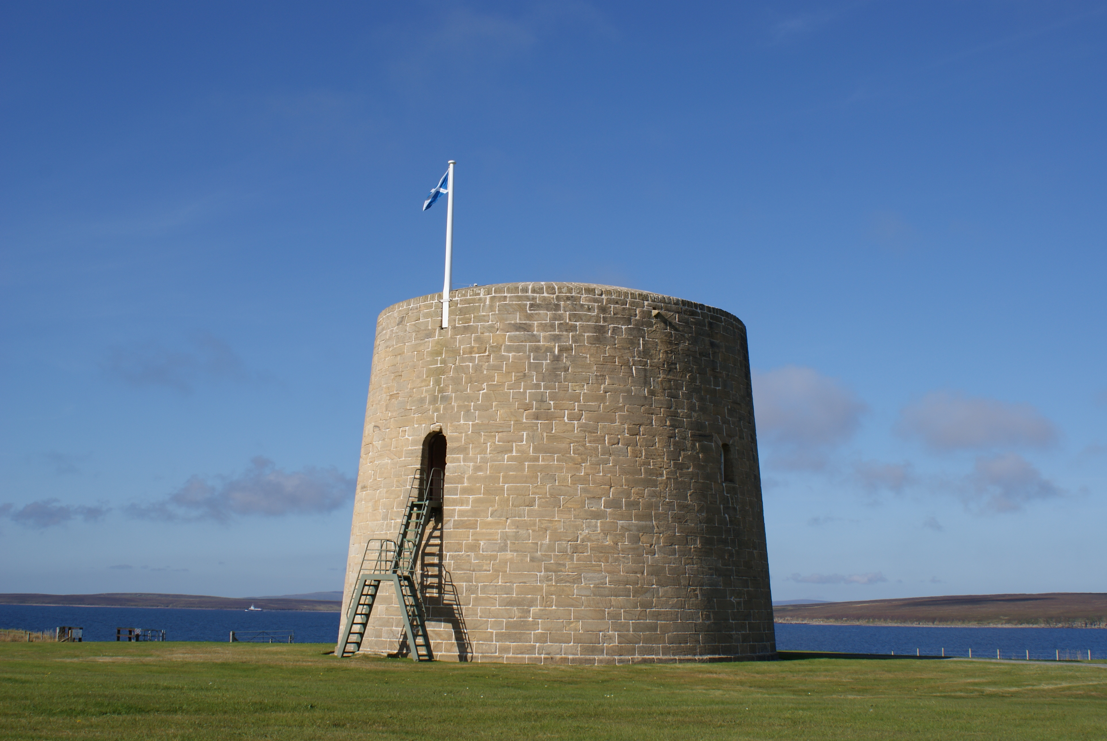 Martello Towers - Hoy Orkney