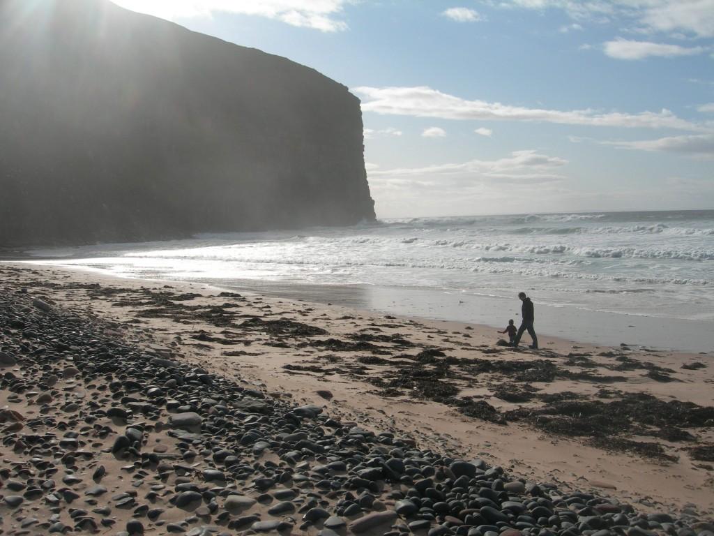 Rackwick Beach