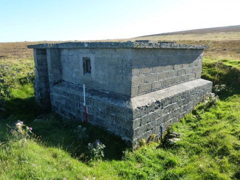 HY18 - Military Building near Muckle Rysa
