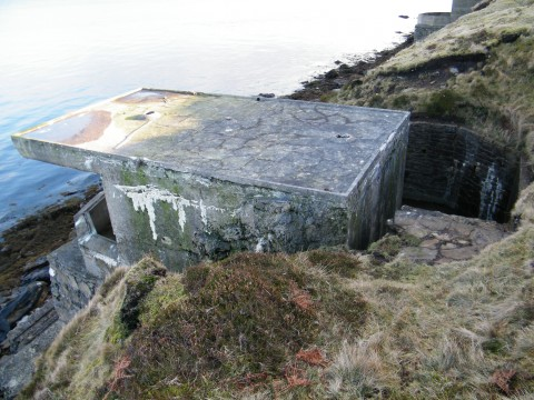 HY20SE 2.3 - Scad Head Coast Artillery Searchlight Emplacement