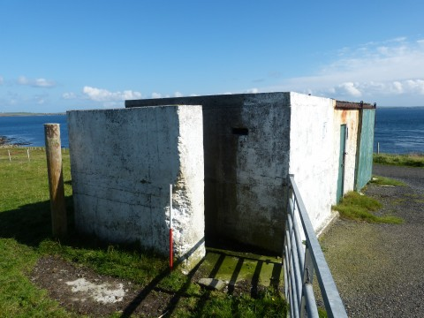 HY81 - CoastGuard Watchers Hut