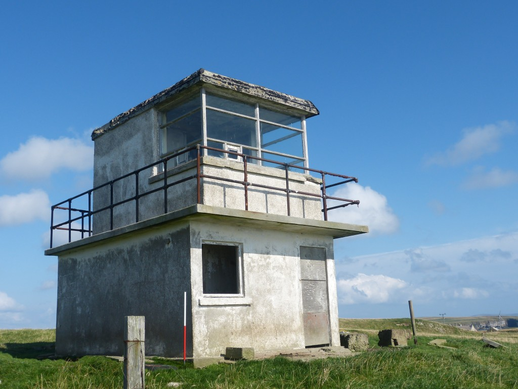 HY90 - CoastGuard Watchers Hut