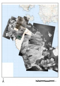 IoHDT aerial photographic collection coverage map
