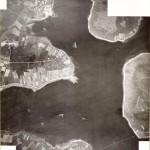 Luftwaffe Aerial Photo of Lyness 2.10.1939 - © Bibliothek für Zeitgeschichte, Stuttgart