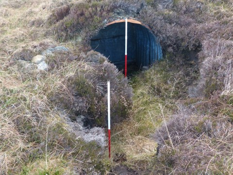 Z023 - Mortar Pit on Wee Fea