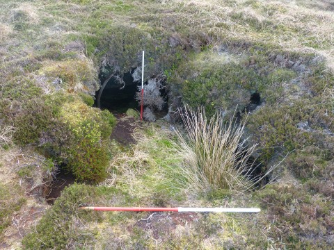 Z024 - Mortar Pit on Wee Fea