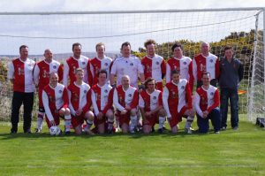 Flotta, Hoy and Walls Parish Football Team